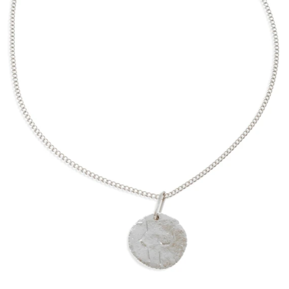 Female Rise Necklace - Sterling Silver