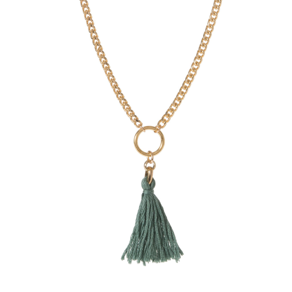 Rio Tassel Necklace