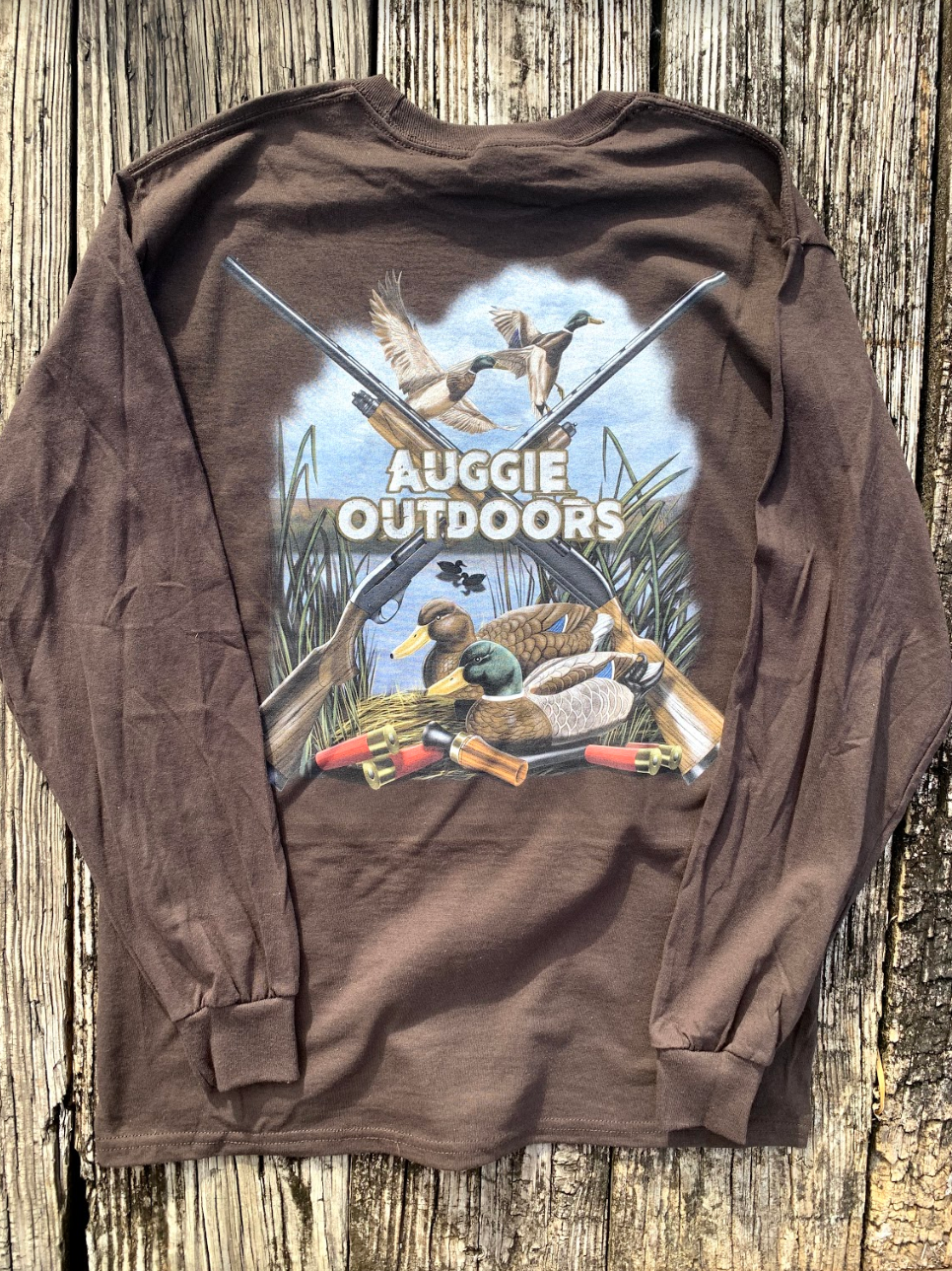Duck Hunting Long Sleeve