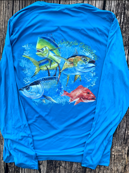 Offshore Fishing Shirt