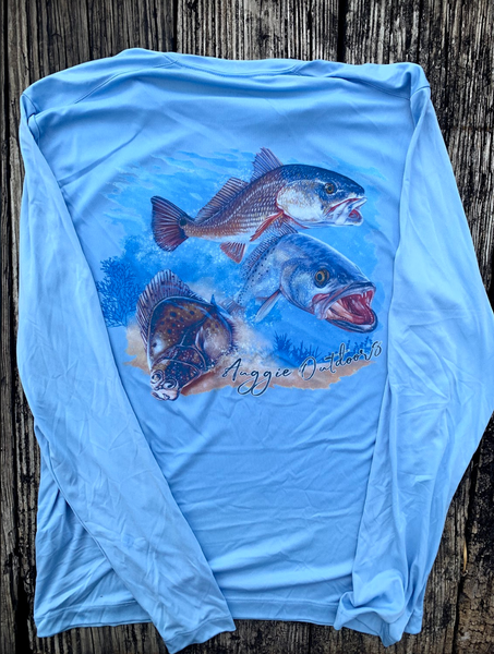 Inshore Fishing Shirt