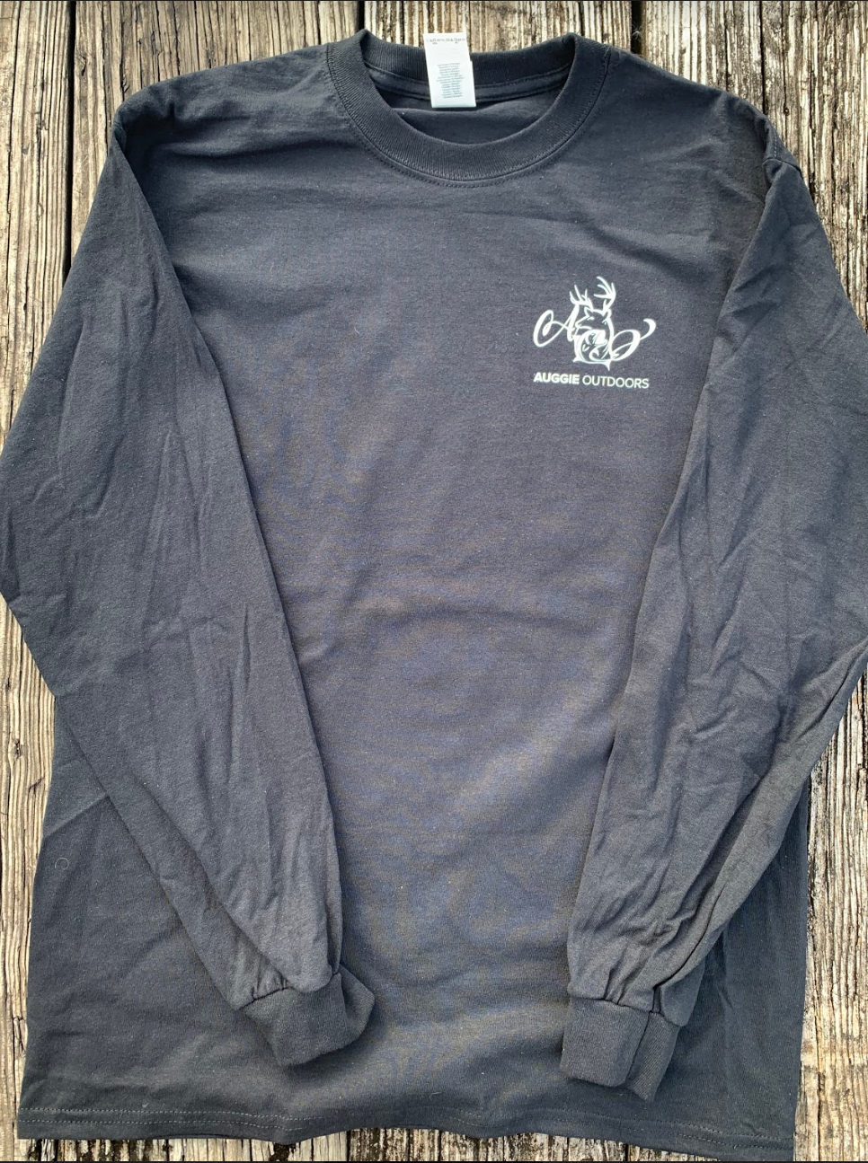 Deer Skull Long Sleeve