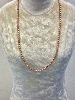 Bead Pearl Necklace (1)