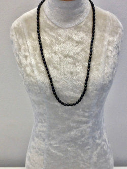 Bead Pearl Necklace (2)