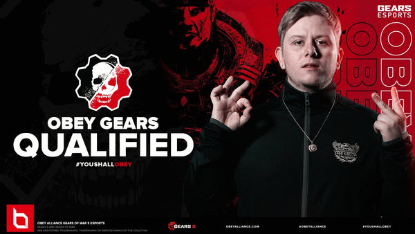 Obey Gears Qualifies for Pro League