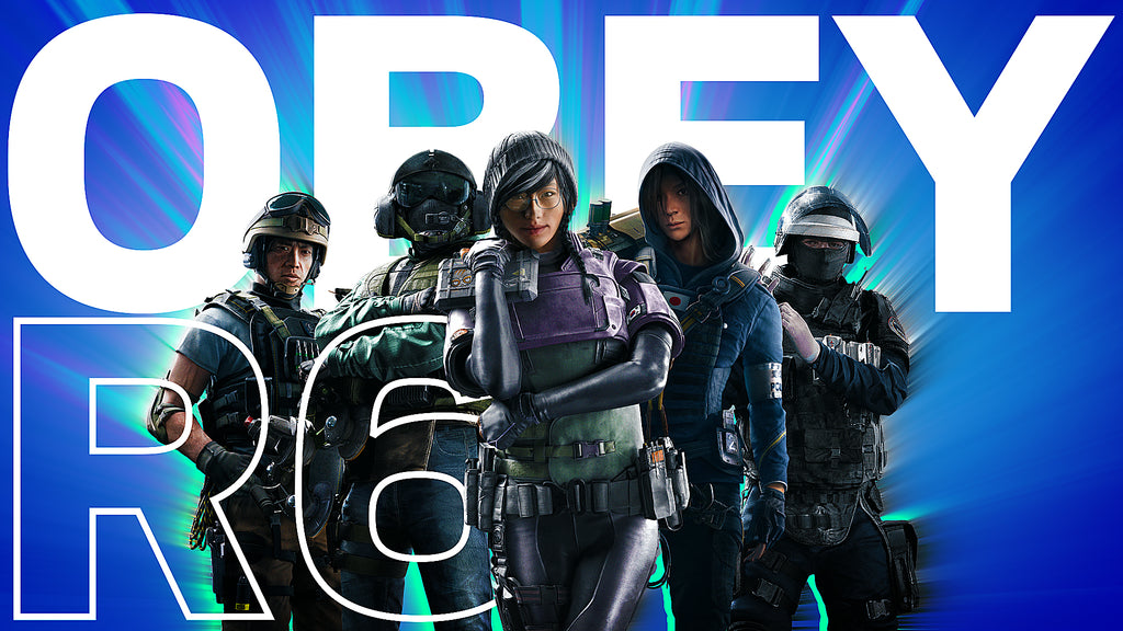 Introducing the Obey Rainbow Six Siege Pro Team!