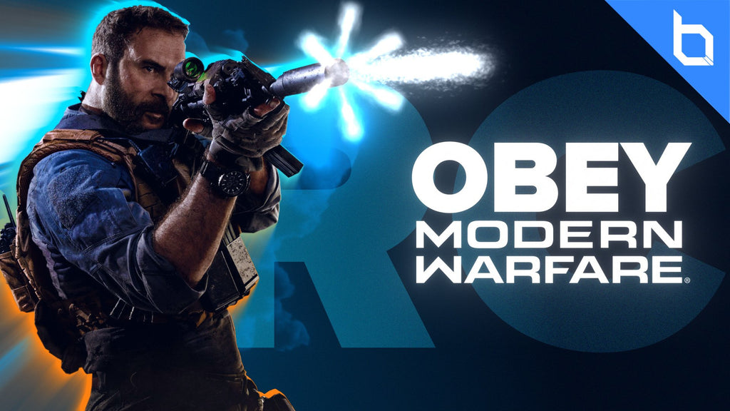 Obey Modern Warfare RC! #ObeyMWRC