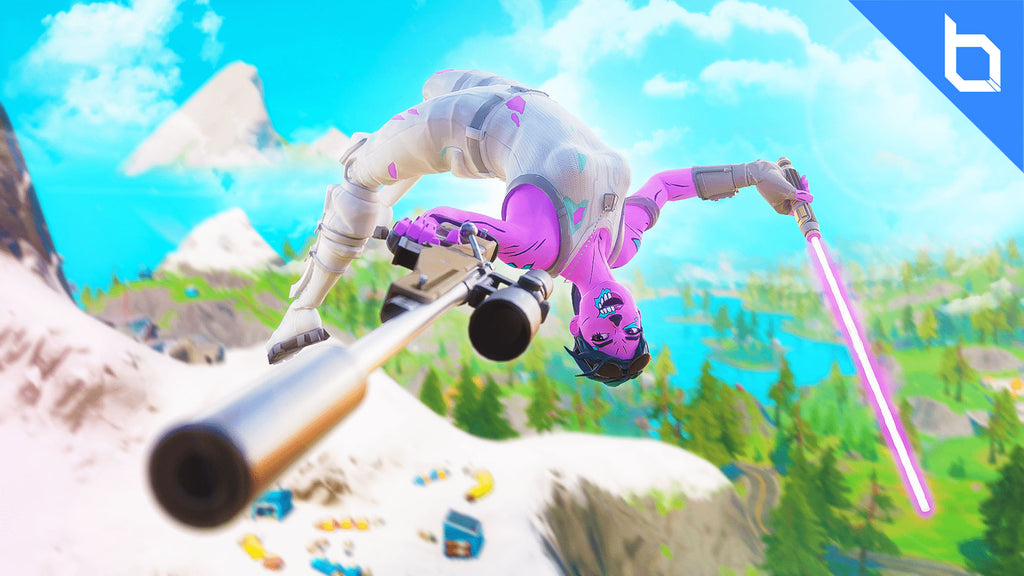This is why Obey Albee is the best Trickshotter on Fortnite...