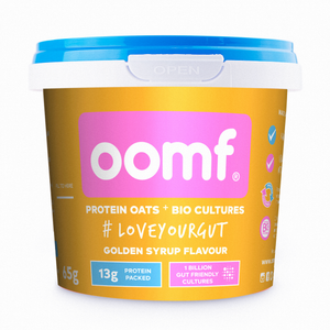 Golden Syrup Protein + Bio Cultures
