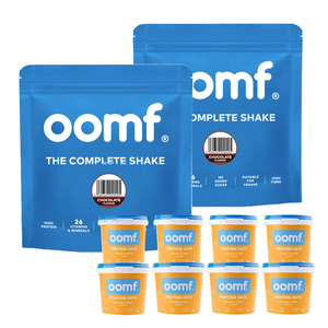 The Complete Shake Bundle - Chocolate
