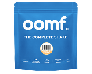 The Complete Shake - Vanilla Flavour