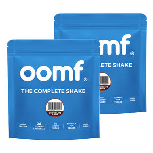 The Complete Shake - Double Pack in Chocolate