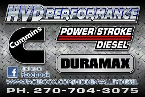 HVD Performance Diesel Parts and Accessories
