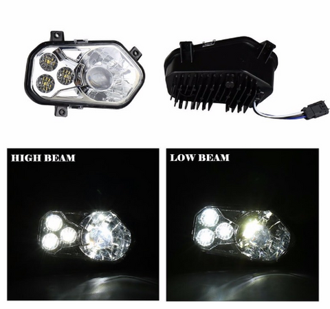 LED HEADLIGHT KIT RZR 800