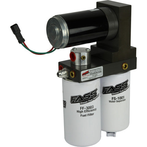 FASS T D10 240G Titanium Series 240GPH Fuel Air Separation System