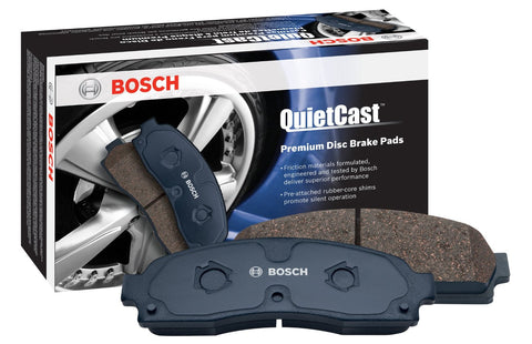 Bosch BP1096 QuietCast Premium Disc Brake Pads (Rear)