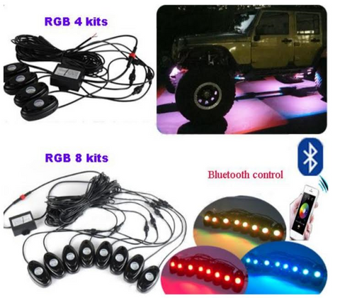 LED ROCKER LIGHT