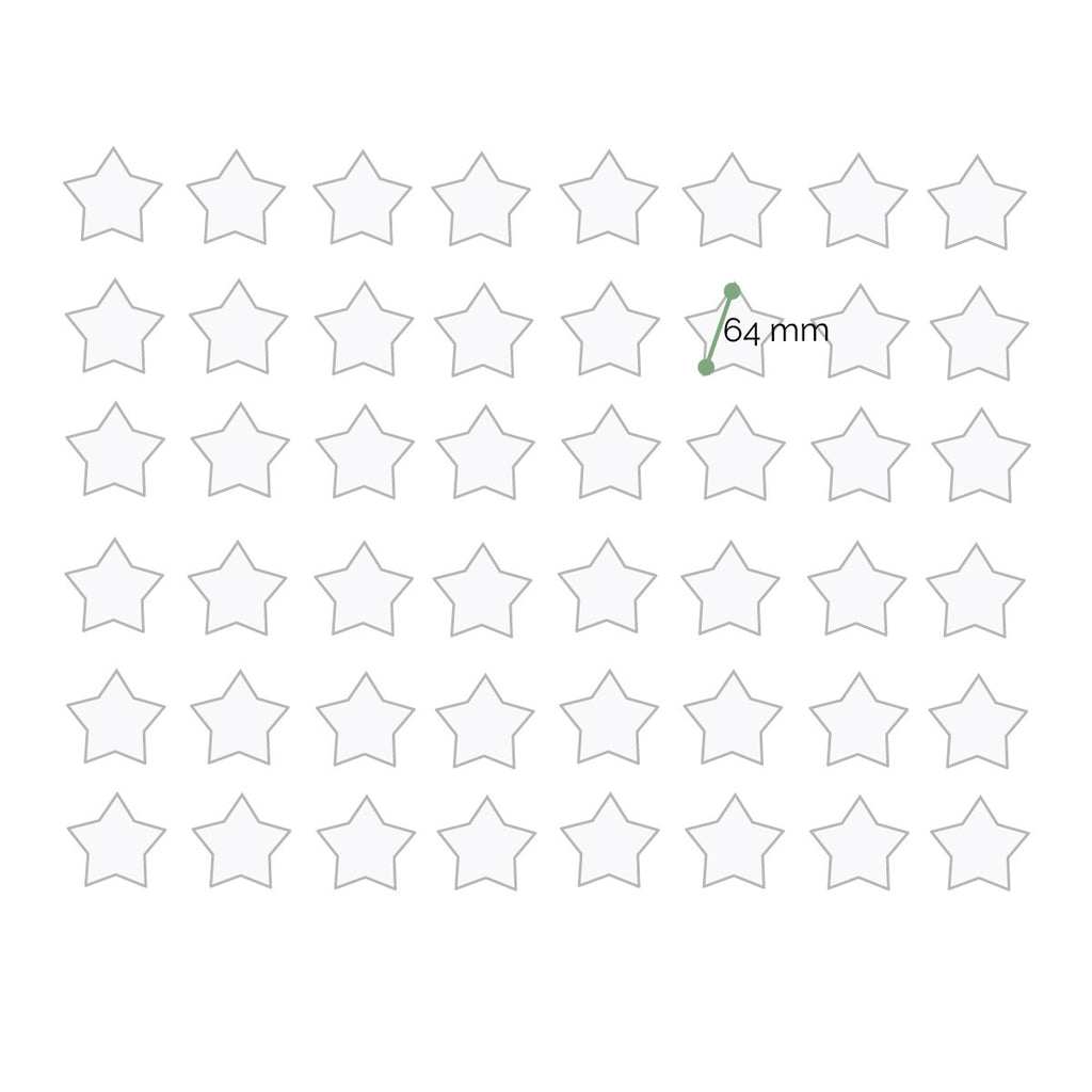 STARS | Wall decal for babies' room