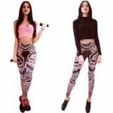 Rule Book how to wear the Printed Leggings