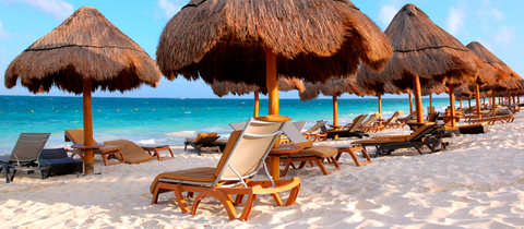 vacation, beach, summer, rest