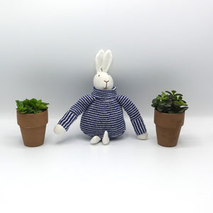 Organic Cotton Bunny Baby toy