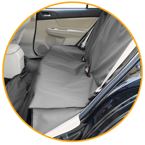 DirtbagTM Seat Cover