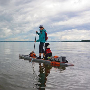 MY 115-MILE TIDAL POTOMAC EXPEDITION