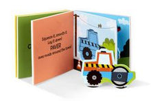 Load image into Gallery viewer, Melissa & Doug-Soft Shapes Trucks Book
