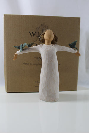 Willow Tree® Figure-Happiness