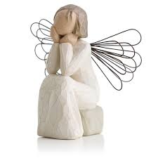 Willow Tree® Figurine - Angel of Caring