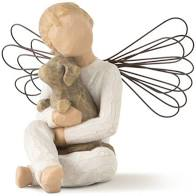 Willow Tree® Figurine - Angel of Comfort