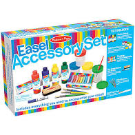 Melissa & Doug Easel Accessory Set
