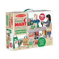 Melissa & Doug Grocery Store Companion Collection