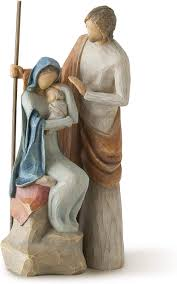 Willow Tree® Figurine - The Holy Family