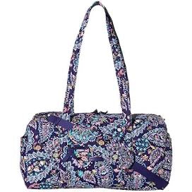 Vera Bradley Small Travel Duffle- French Paisley