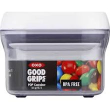 Load image into Gallery viewer, OXO Good Grips POP Top Container 0.5qt