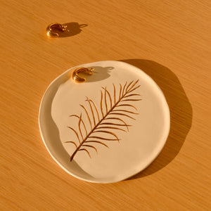 Palm Ring Dish