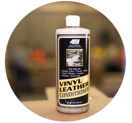 VINYL & LEATHER CONDITIONER