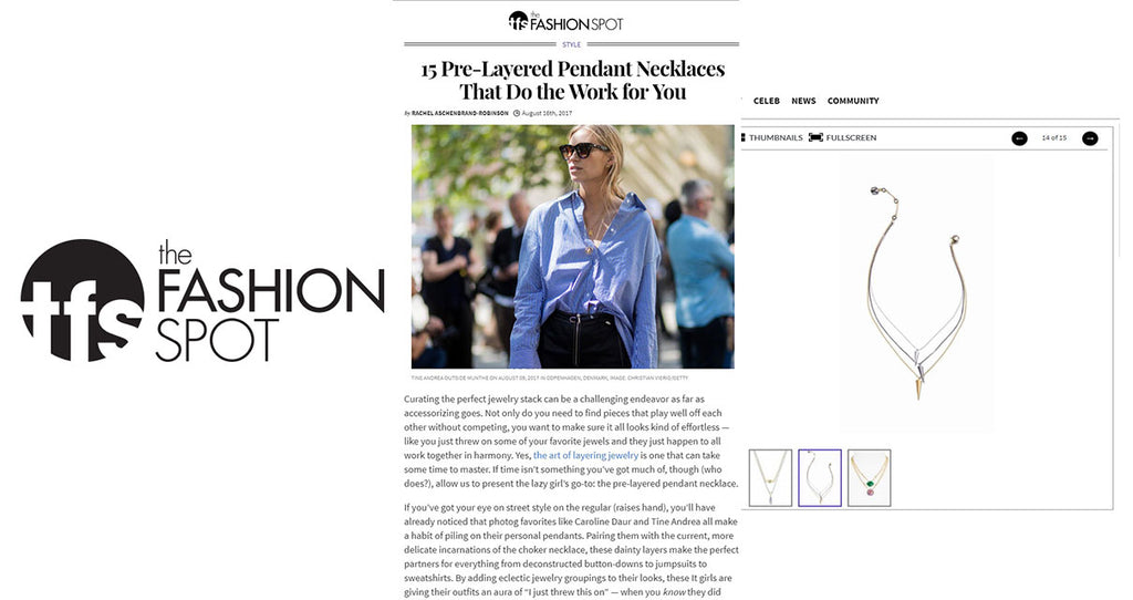 The Fashion Spot.com