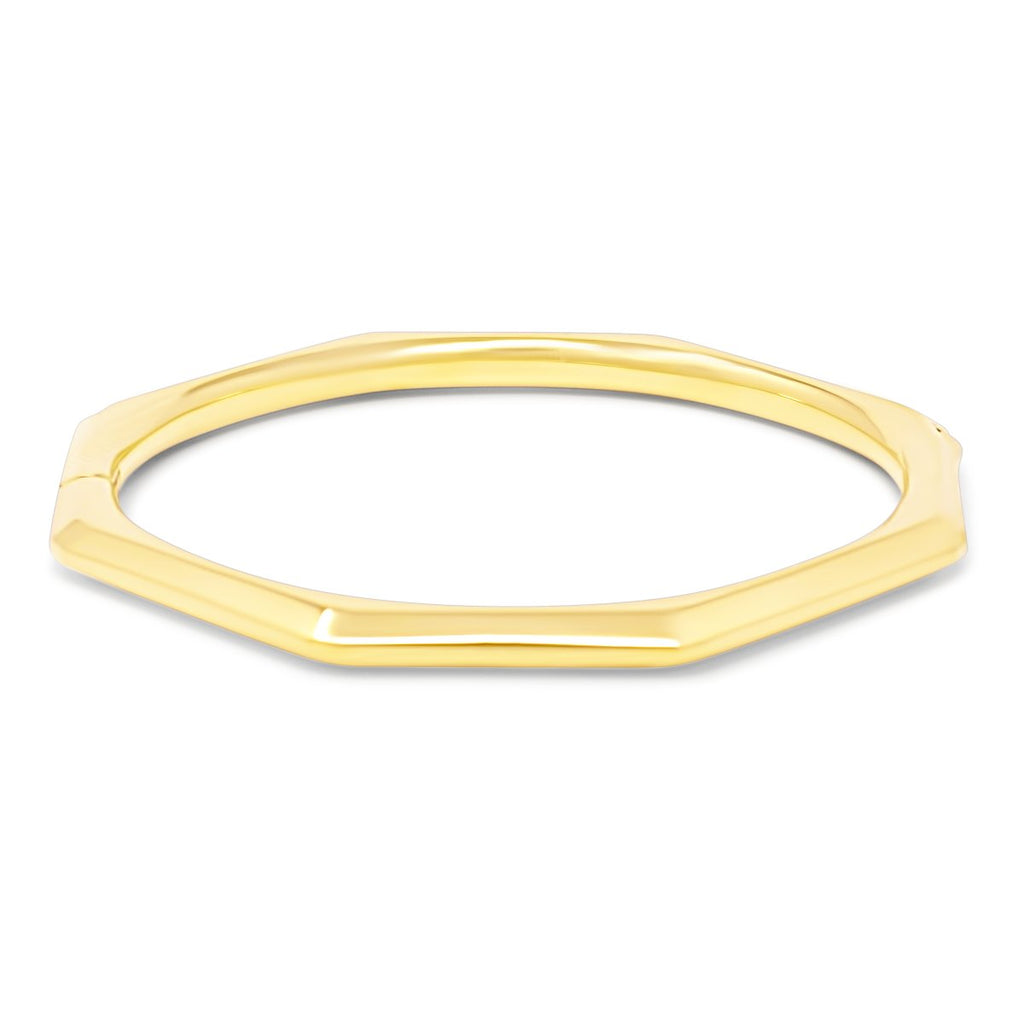 Simple Hinged Bangle
