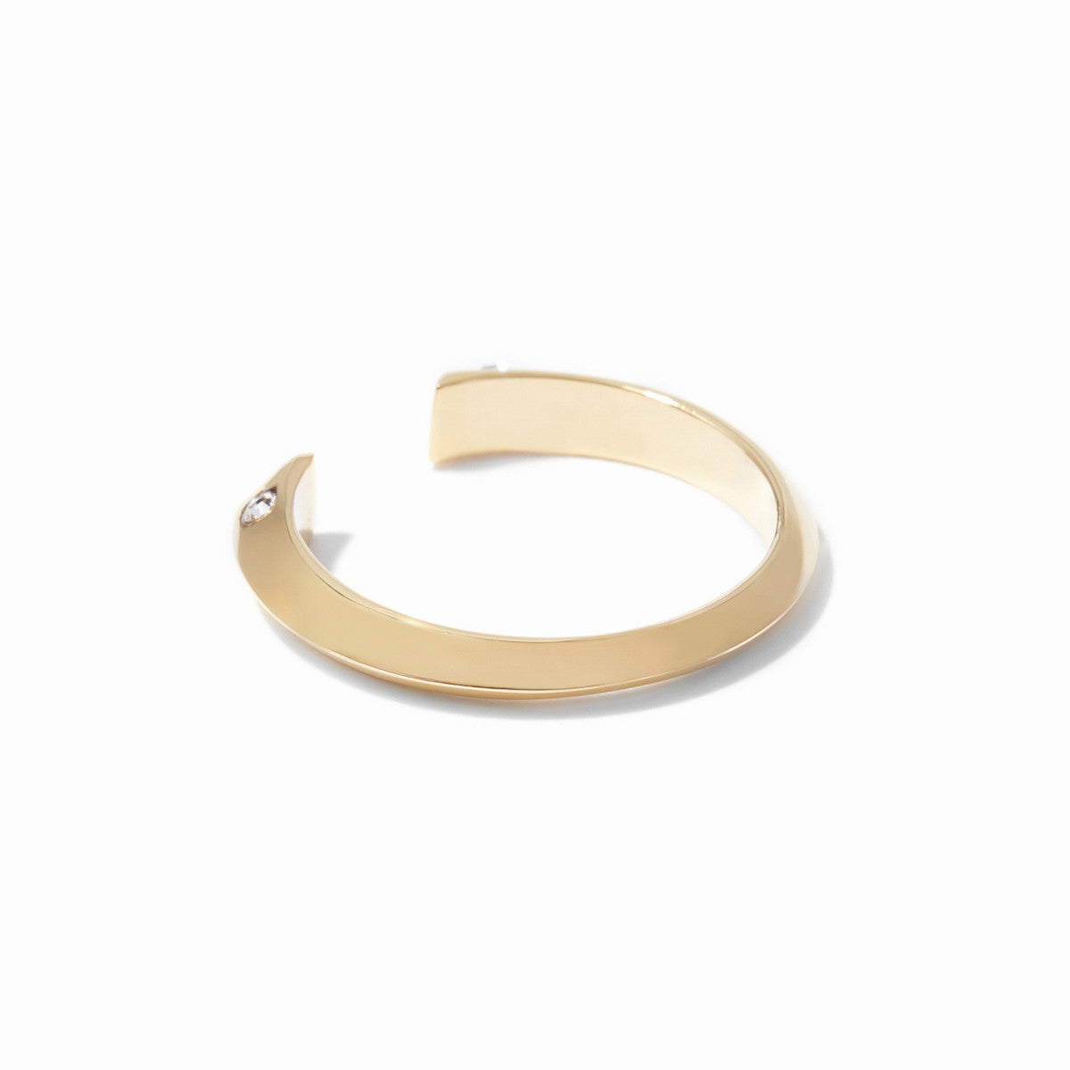 Cira Angled Ring - Gold