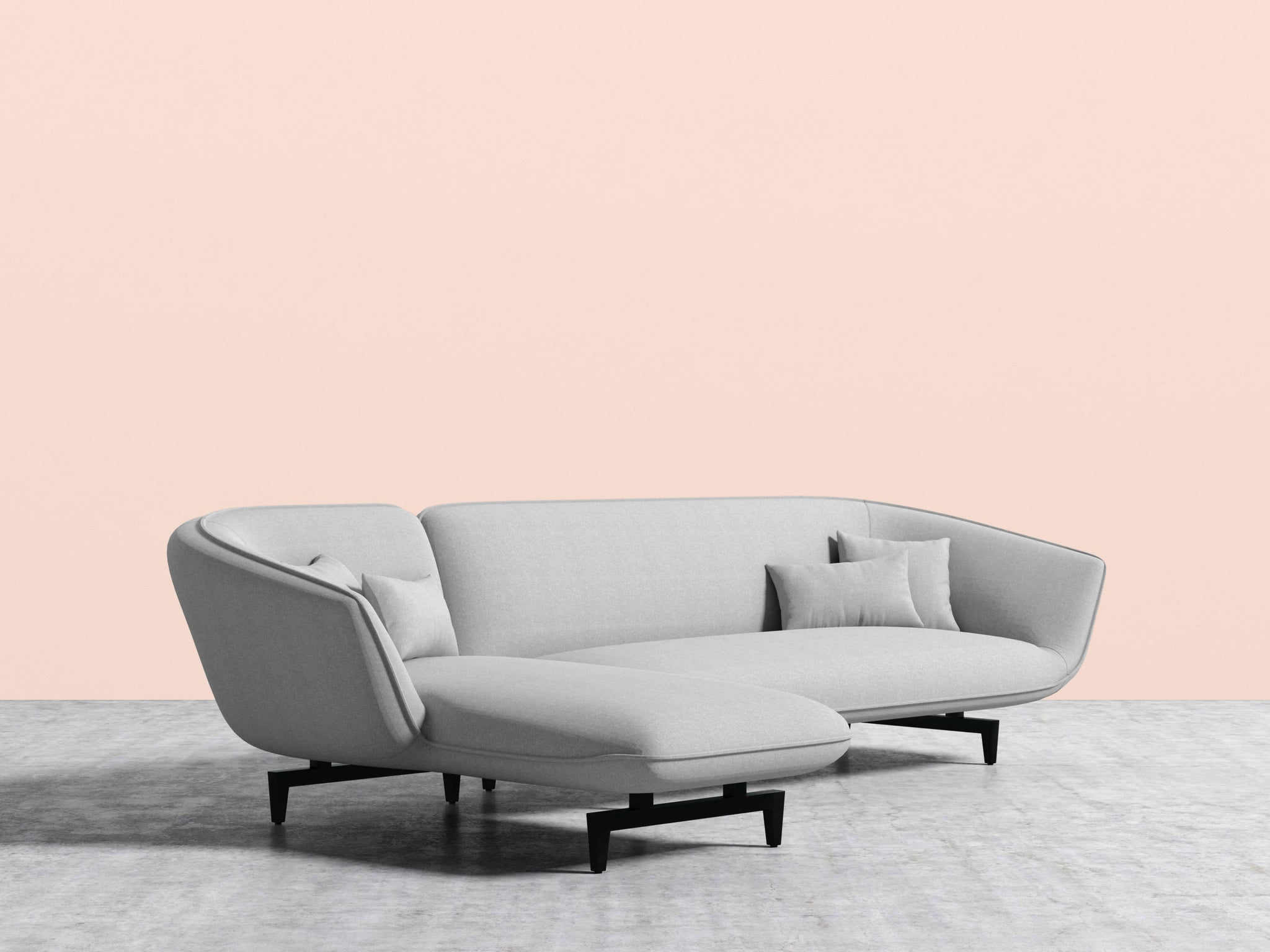 Benedict Sectional Sofa Pre Order Monoseason