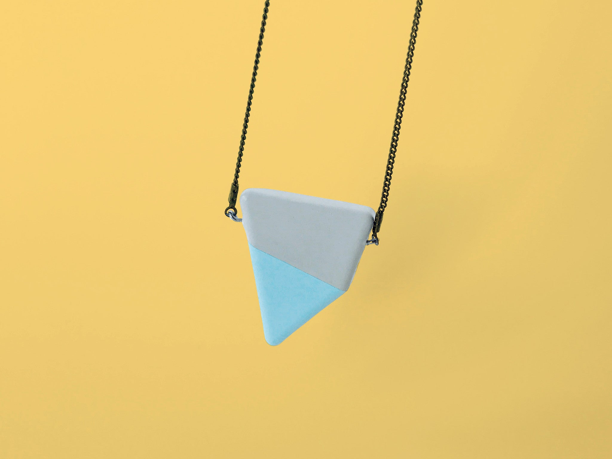 Concrete Necklace - Kite