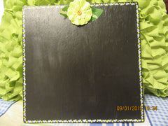 Upcycled Chalkboards