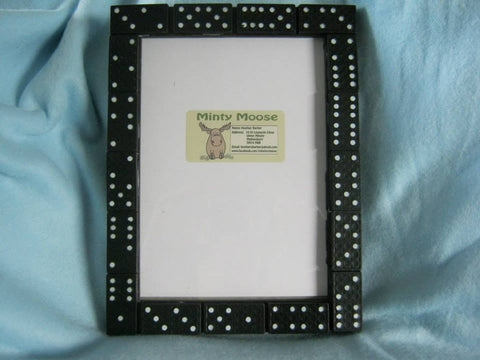 Domino Picture Frame