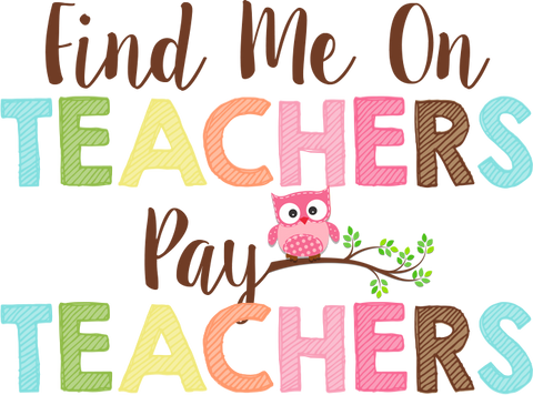 Find Me on Teachers Pay Teachers JAMsReadingCloset