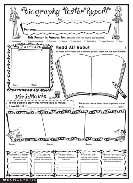 FREE Coloring Pages Reading and Language Arts Style 10