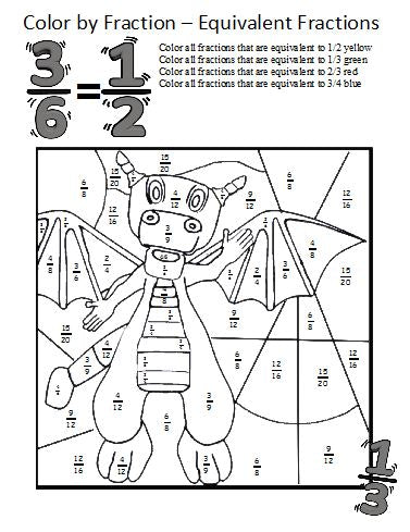 FREE Coloring Pages Math Style 11