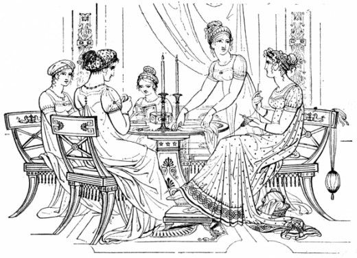 FREE Coloring Pages Vintage Pictures Style 7
