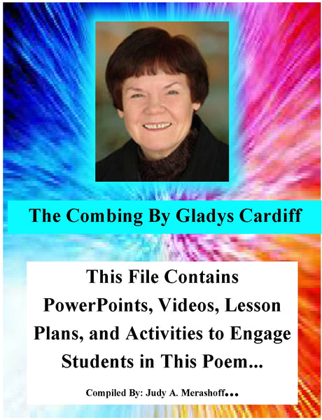 The Combing by Gladys Cardiff Teacher Supplemental Resources Fun Engaging JAMsCraftCloset